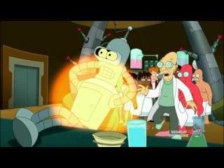 Futurama Episode 1 Season 6 Rebirth part 1/2