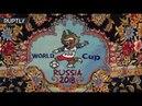 ФИФА в восточном стиле иранский дизайнер соткал ковры с символикой ЧМ и собором Василия Блаженного