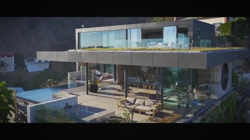 В этом доме вы получите все что захотите Голливудские холмы Luxury estate