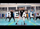Real - Years Years | Brian Friedman Choreography | HDI Camp England