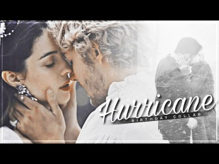 multicouples | hurricane [bday collab #1]