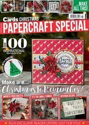 Making Cards Christmas Papercraft Special '17
