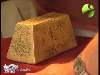 Кто же унесет слиток золота?
