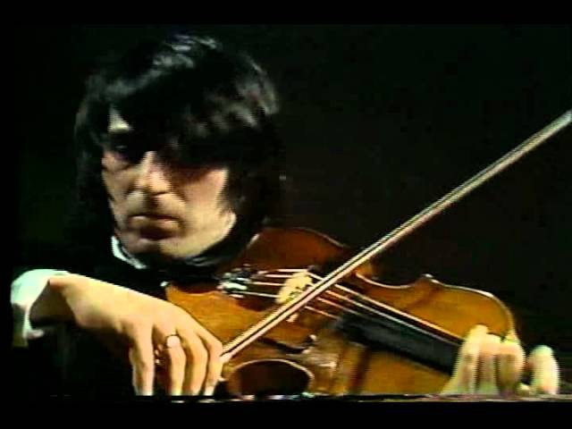 Bashmet, Richter - Shostakovich Sonata for Viola and Piano, III, part 2
