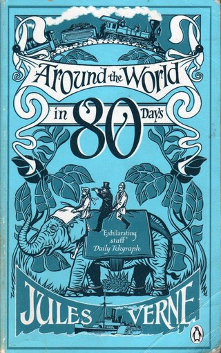Jules Verne - Around the World in Eighty Days