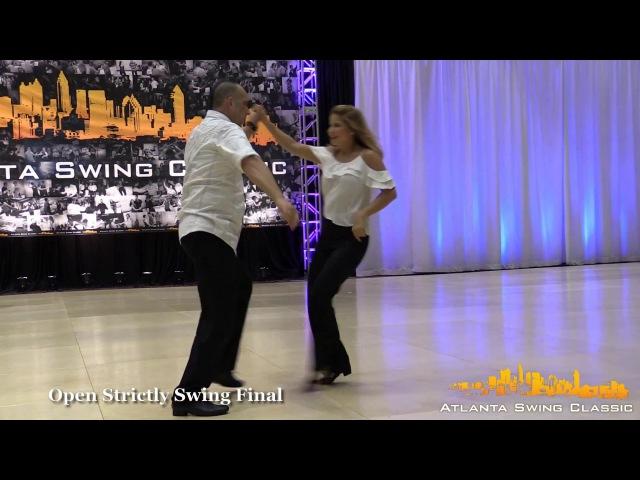 Gregory Scott and Lemery Rollins - Atlanta Swing Classic Open Strictly Swing Final