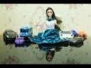 Unboxing Mainan Anak Robocar Baby Ali icel Di cium Boneka Barbie
