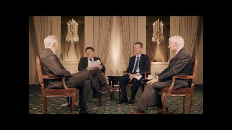 ADEL UNTER SICH Roland Berger im Gespräch mit Prinz Luitpold von Bayern