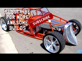 1933 Ford Speedstar Roadster Electric Hot-Rod E-Rod Build Project