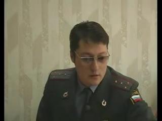 """Кировский мент.""""пошел нахуй"""" все четко и ясно.как по инструкции)))"""