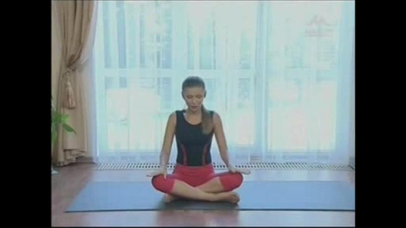 Урок 6 Йога с Кариной Харчинской