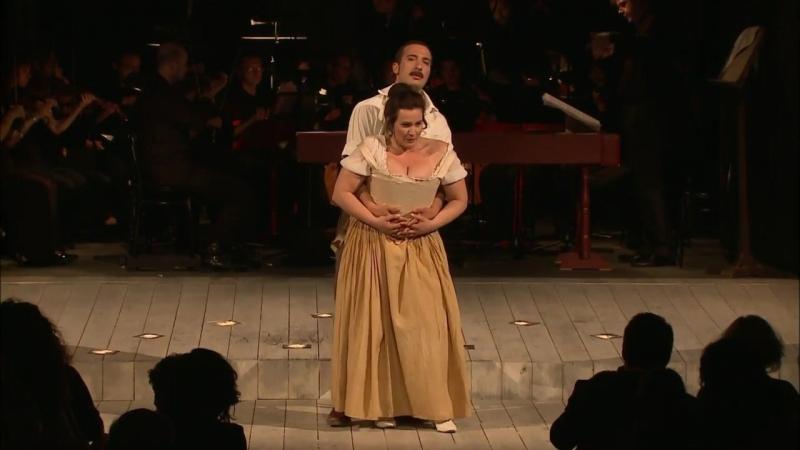 Teatro Valeria Moriconi - Giovanni Battista Pergolesi: Il Flaminio (Jesi, 2010) - Акт III