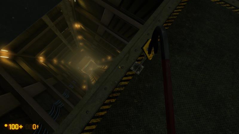 Black Mesa by z0c Ах*ительный моментище из оригинального Half Life