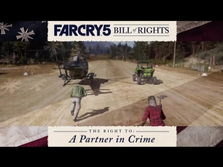 Far cry 5 bill of rights compilation ubisoft [us]