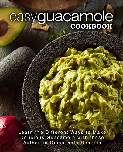 Easy Guacamole Cookbook
