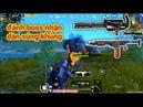 PUBG Mobile - Trải Nghiệm Chế Độ Zombie, Đánh Boss   Nhận Loạt Súng Khủng M134, Flamethrower
