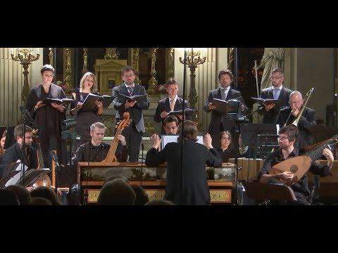 Monteverdi Beatus vir Capriccio Stravagante Vox Luminis Sempé