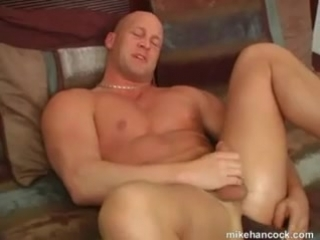 Straight male porn star Christian XXX