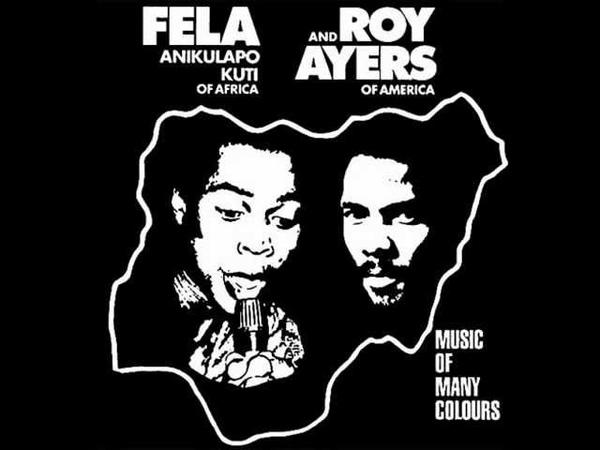 Fela Anikulapo Kuti Roy Ayers 2000 Blacks got to be free