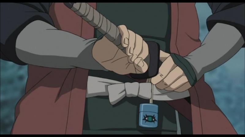 Наруто Фильм 1 Книга искусств ниндзя,