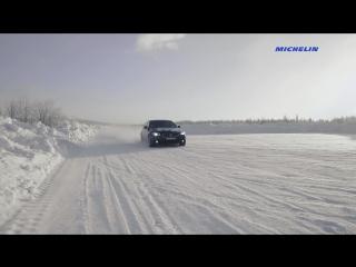 Michelin x-ice north 4 #рулизимой