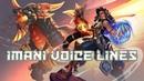 Imani Voice Lines Datamined Paladins