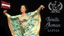 Irinita Juman ⊰⊱ Gala Show Inanna' 18