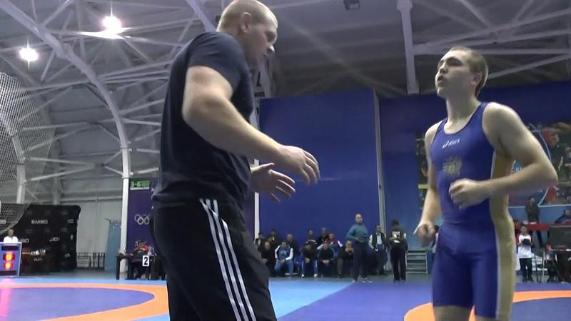 Березгов Алим (КБР) - Алпеев Николай (Гулькевичи)