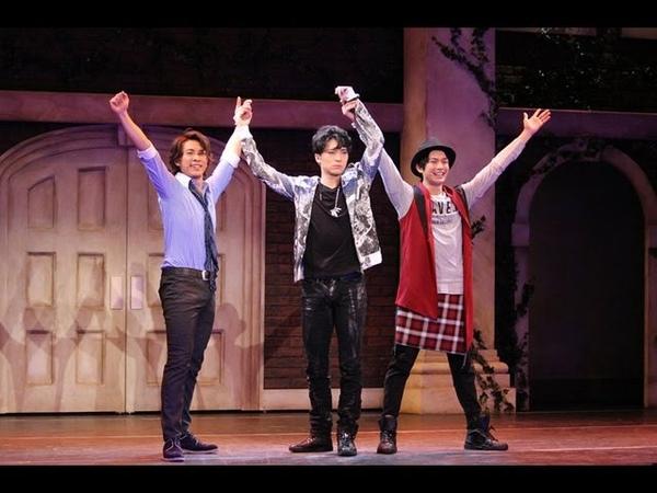 7 янв. 2016 г.ついに開幕!『花より男子 The Musical』公開ゲネプロをチラっと見せ