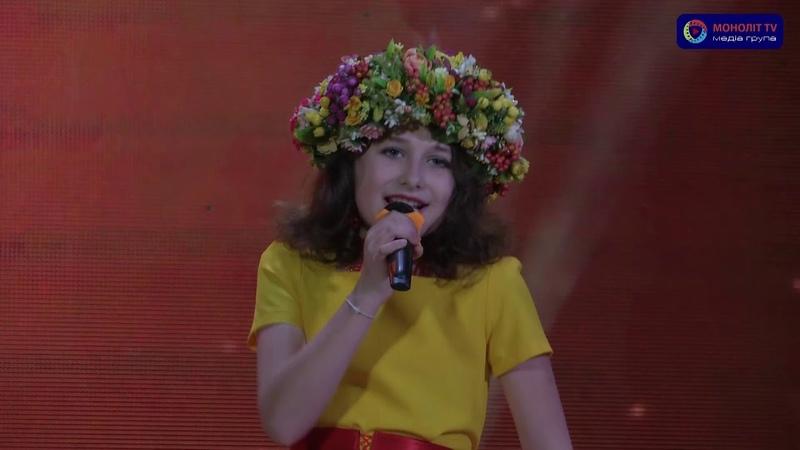 Міжнародний Телевізійний Проект Фестиваль Хіти ХХІ Століття 2019 Аліна Дем'янець