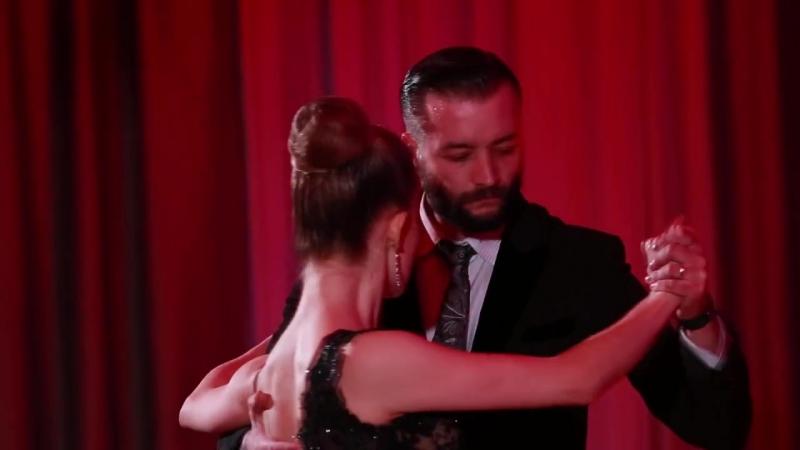 Alexandr Manyasev Ksenia Putko Kremlin 03 06 2017 Show El Tango de Tango en vivo