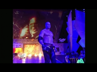 The Undertaker Sends Message To Kane Raw