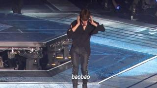 160730 The EXO'rDIUM in Seoul, White Noise Baekhyun Focus 백현