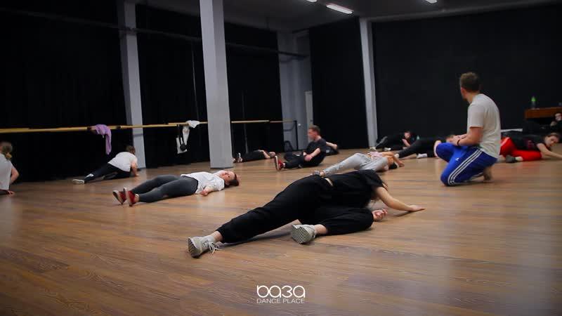 Experimental by Denis Deryabin - Open Lesson   Baza Dance