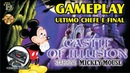 Castle of Illusion MEGA DRIVE Gameplay Ultimo Chefe e Final