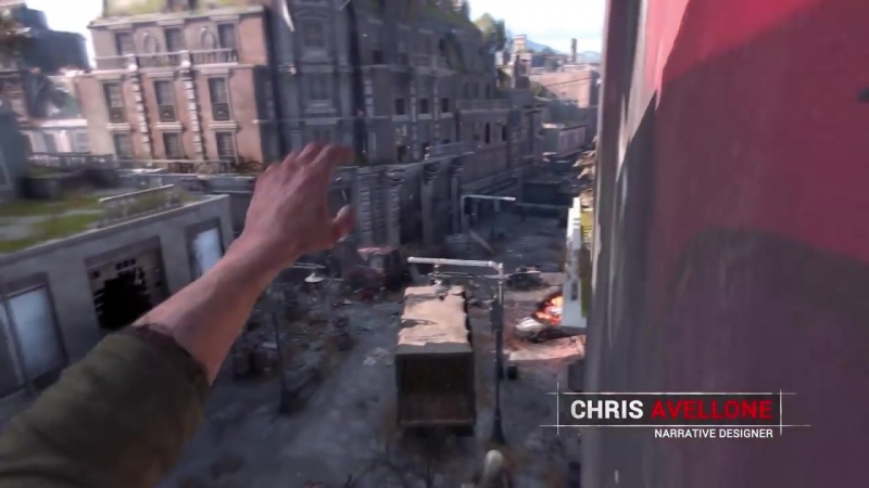 Dying Light 2 ТРЕЙЛЕР на русском E3
