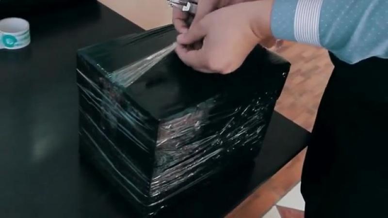 Как мы упаковываем продукцию_Курьерская служба QSD.kz.mp4