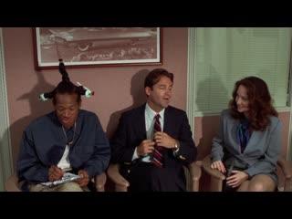 Собеседование на работу - Не грози южному централу, попивая сок у себя в квартале (1995) отрывок / сцена / момент