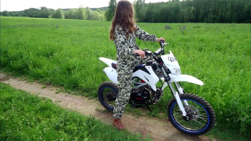 Мотоцикл № 10 Irbis TTR125R
