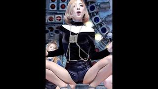 170319 로즈퀸RoseQueen (지니) - Hot In Here [신인발굴프로젝트 밀리오레] by drighk 직캠fancam