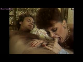Ретро инцест мама соблазнила сына ( porn incest, mom and son sex retro vintage)