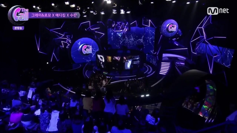 [Full Show] 2018.06.29 Mnet 더 콜 (The Call) Ep. 08 (Final)