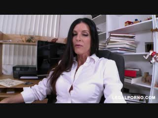 MILF India Summer Loves Anal Sex Too MA071 [Legalporno. Anal, Blowjob, Gaping, Milf, POV, Small Tits