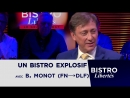 Bistro Libertés avec l'eurodéputé Bernard Monot (DLF, ex FN)