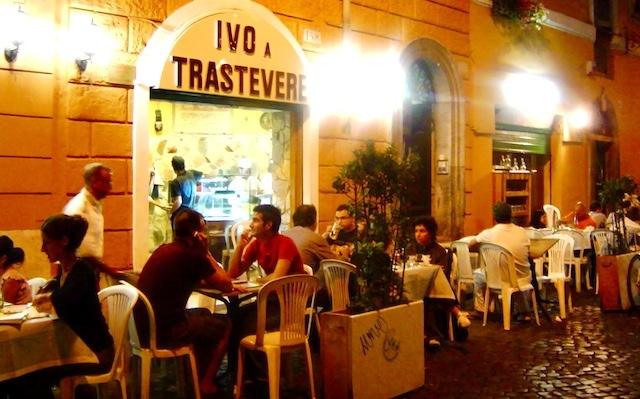 5 лучших ресторанов Рима, изображение №4