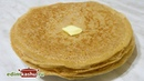 Как приготовить Тонкие ажурные Блины на Закваске Рецепты без яиц