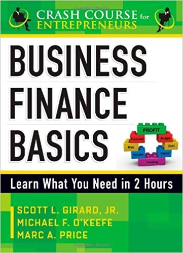 Business Finance Basics Learn What You Need in 2 Hours