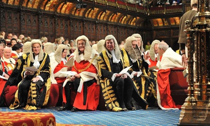 Система дворянских титулов. Великобритания