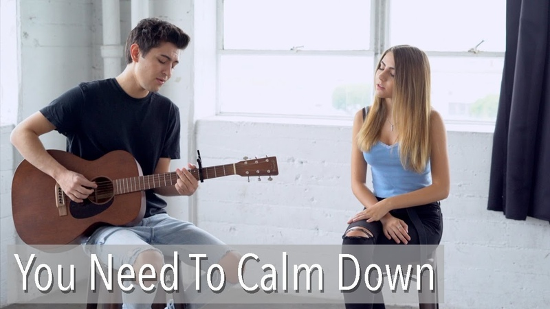 You Need To Calm Down by Taylor Swift cover by Kyson Facer Jada Facer