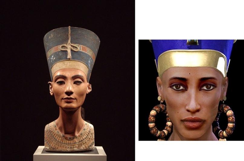 Исторические персонажи и легендарные личности — как они выглядели на самом деле, изображение №1